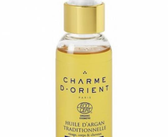 Huile d\'Argan traditionnelle BIO 50 ml