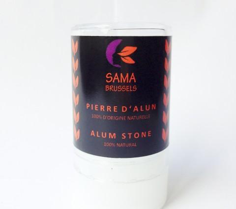 Sama Déodorant Pierre d'Alun stick