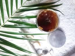 Sama- savon noir à l'eucalyptus 200gr