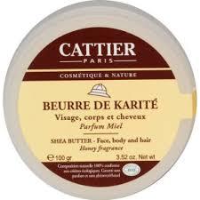 Beurre de karité pur 250 gr 9.5€
