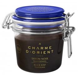 Savon noir traditionnel - pot terrine - 200 gr