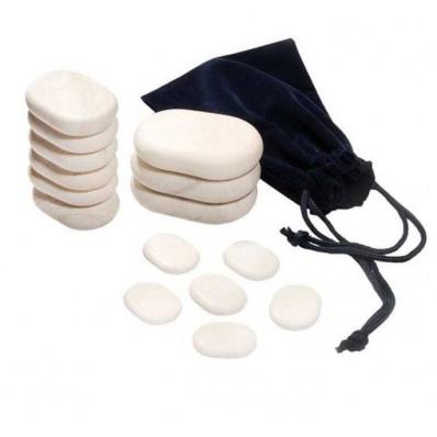 Coffret de 15 pierres  pour le massage