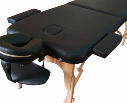 Table de massage pliante et portable panneau Reiki
