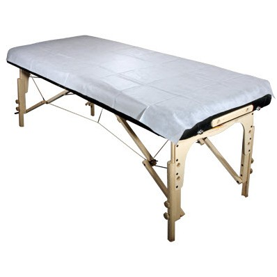 Drap de protection pour table de massage