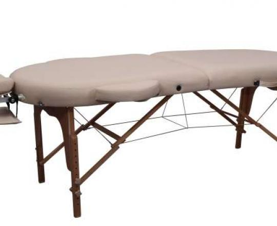 Table de massage OVAL